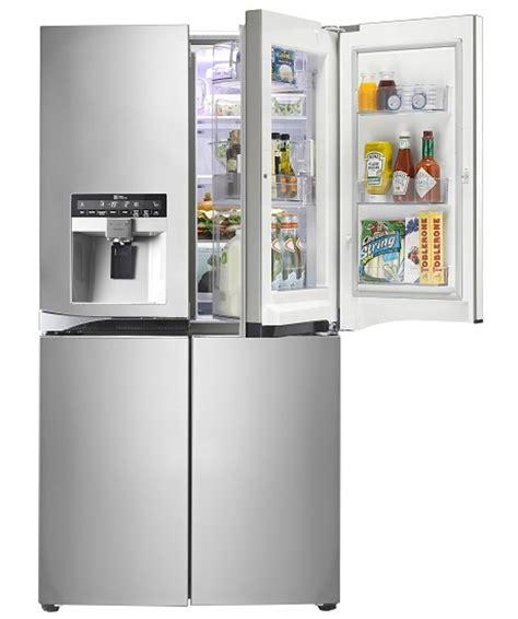 lg 4 door refrigerator lg multi door fridge freezer