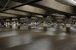 anatomy of a parking garage archaeology