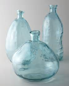 turquoise glass vases everything turquoise