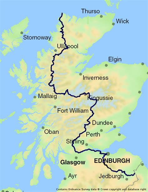 scotland mapping the nation 1780270917 scottish national trail website launched walkhighlands