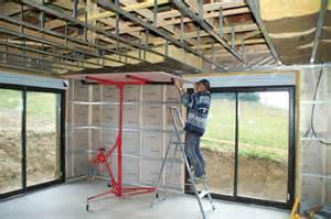 prix plafond suspendu au m2 tableau isolant thermique
