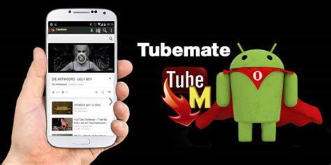 tubemate on samsung galaxy series mobiles