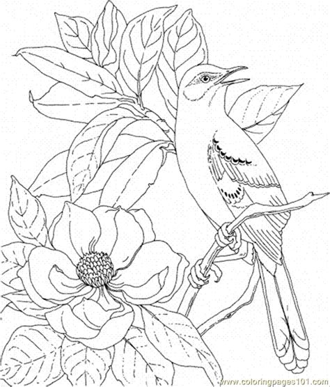 Nature Coloring Page Coloring Home Free Nature Coloring Pages