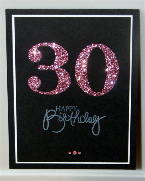 30 Gift Card - best 25 30th birthday cards ideas on pinterest 30th birthday gifts 30th birthday