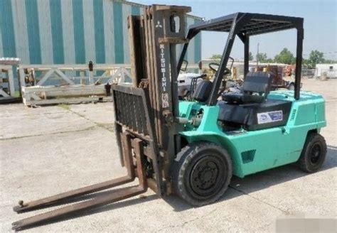 Mitsubishi Fd35 Forklift Mitsubishi Fd35 Fd40 Fd45 Fd50 Fd50c Forklift Trucks