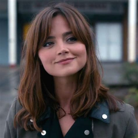 jenna coleman doctor who clara oswald jenna coleman confirms doctor who departure rumors