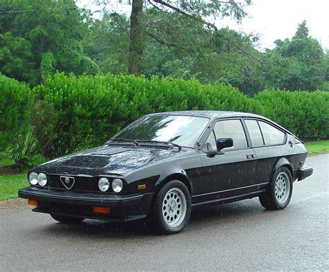 1986 Alfa Romeo Gtv6 by 1986 Alfa Romeo Gtv6 Classic Cars Today