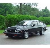 1986 Alfa Romeo GTV6  CLASSIC CARS TODAY ONLINE