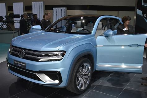 volkswagen mexico vw to produce three row tiguan in mexico starting in 2016