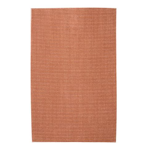 allen roth rugs lowes shop allen roth cattar coral rectangular indoor tufted area rug common 8 x 10 actual 8 ft