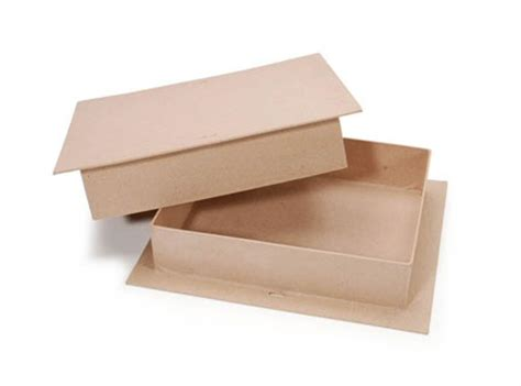 How To Make Paper Mache Boxes With Lids - paper mache boxes paper mache boxes with lids