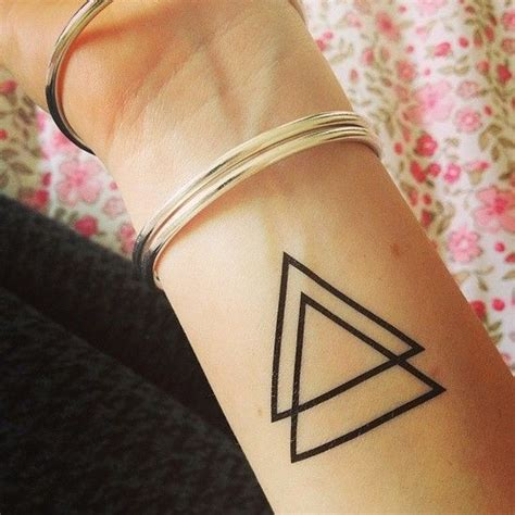 tattoo meaning change 30 best images about triangle tattoos on pinterest arrow