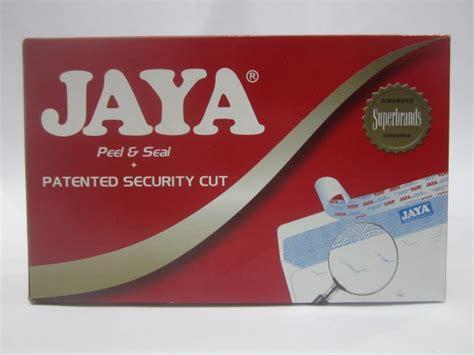 Jaya Lop Putih Polos Jaya 104 jual alat tulis kantor murah surabaya 187 lop jaya merah