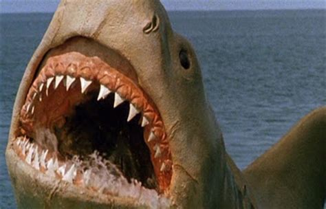 jaws banana boat attack heroes and monsters the great white shark from jaws the