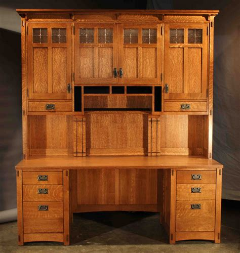 mission style computer desk with hutch mission style computer desk with hutch whitevan