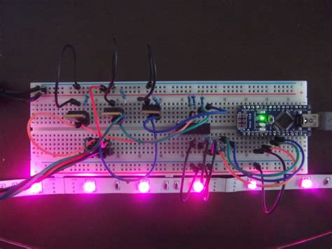 Arduino Rgb Led Strip Control With Mosfets And Led Light Arduino
