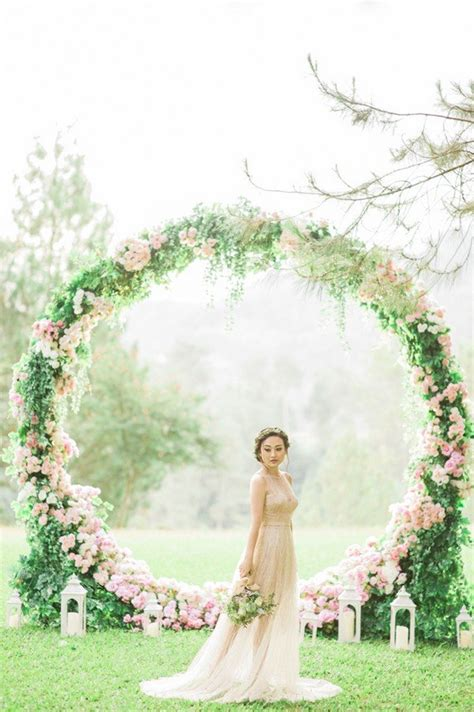 Wedding Arch Backdrop by Trending 15 Wedding Backdrop Ideas For Your