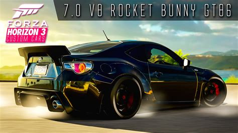 toyota custom cars 1014hp 7 0 litre v8 rocket bunny gt86 drift build