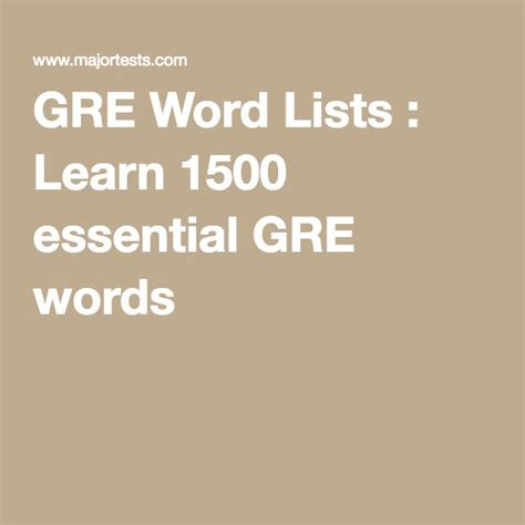 gre prep the 25 best gre prep ideas on gre study best