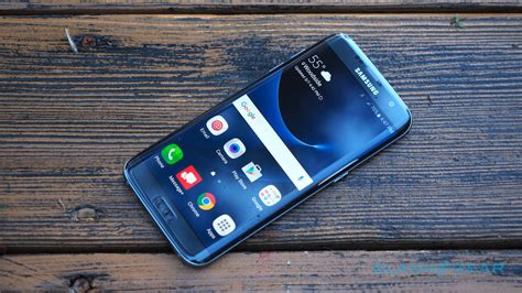 Samsung S7 Edge Samsung Galaxy S7 Edge Review Slashgear