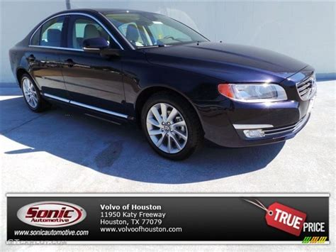 2015 magic blue metallic volvo s80 t5 drive e 98464773 gtcarlot car color galleries