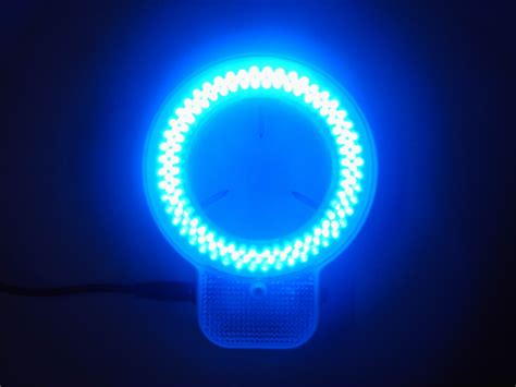 light blue led lights born to by cookson hardware hang it it