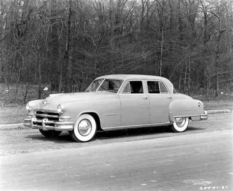 1952 Chrysler Imperial by 1952 Chrysler Imperial Photo Album
