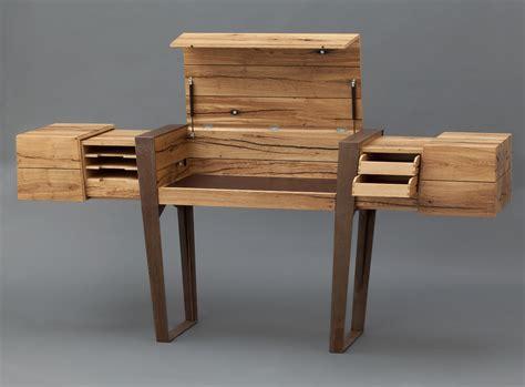 sekret 228 r wood beam desk by simon schacht homeli