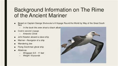 Rime Of The Ancient Mariner Analysis Essay by Brit Lit Coleridge Rime Presentation Revision 3