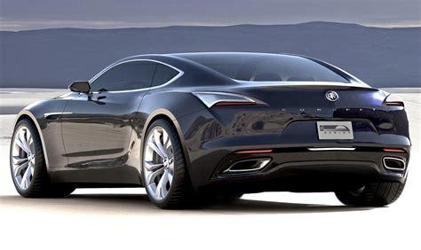 buick avista concept cars diseno