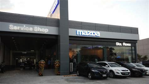 Toyota Dealer Santa Rosa New Mazda Santa Rosa Dealership Now Open Top Gear Ph