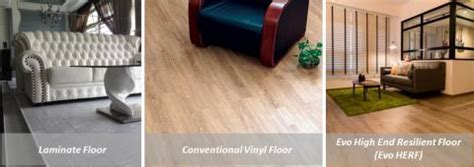 FAQ   High End Resilient Flooring (HERF): How it Differs