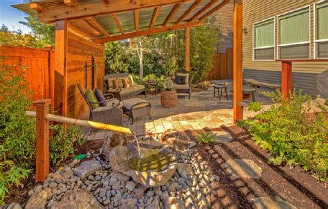 backyard wood patio triyae com backyard patio covers various design