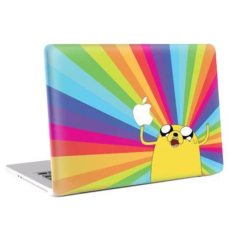 Apple Aufkleber Notebook by Adventure Time Abenteuerzeit Mit Finn Und Jake Macbook
