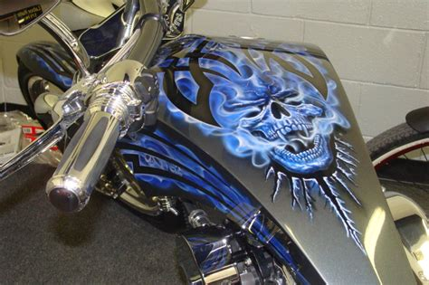 custom paint designs for motorcycles custom motorcycles