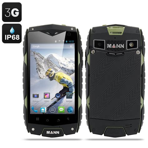 waterproof android mann zug 3 waterproof smartphone android 4 3 os 4 inch display cts systems