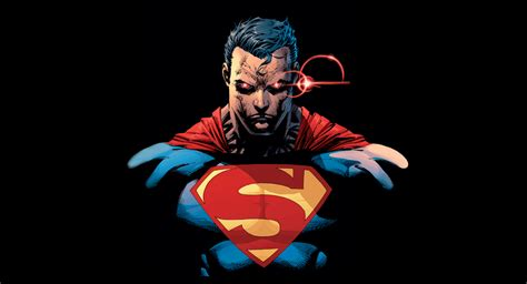 wallpaper black superman superman comic wallpaper