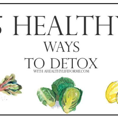 Ways To Detox From Xrays by Health Fitness Tips Archives A Healthy For Me