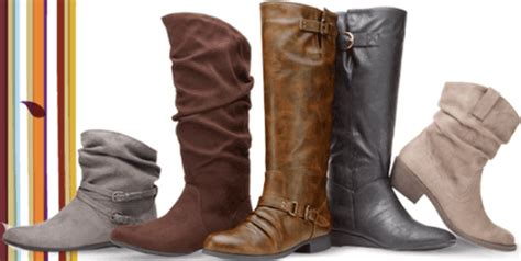 Payless Fall Sale by Payless Shoe Source Fall Boots Up To 40 8