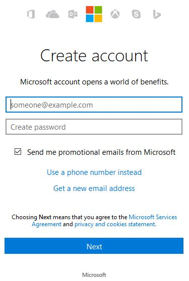 email microsoft account simple questions what is a microsoft account outlook