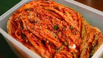traditional kimchi recipe tongbaechu kimchi 통배추김치 youtube