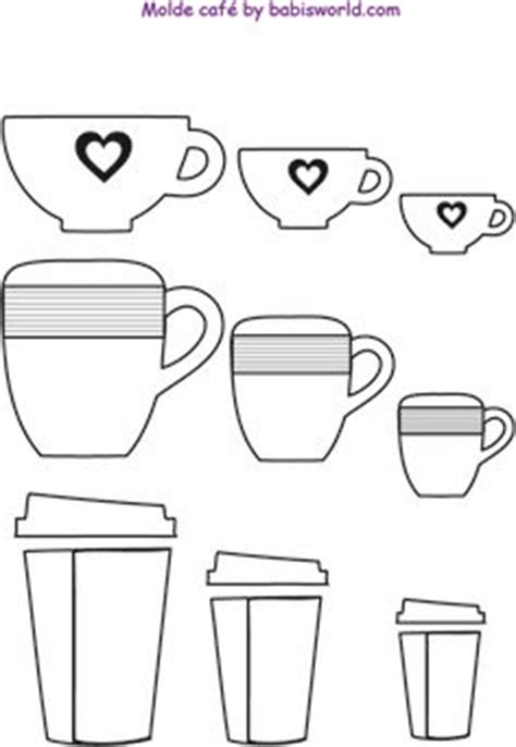 free mug card template coffee mug silhouettes search 1s cafe