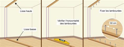 Monter Une Cloison En Bois 1584 by Comment Monter Une Cloison En Bois Ooreka