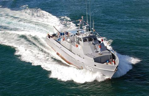 swiftships 35 meter patrol boat world military and police forces dominican republic