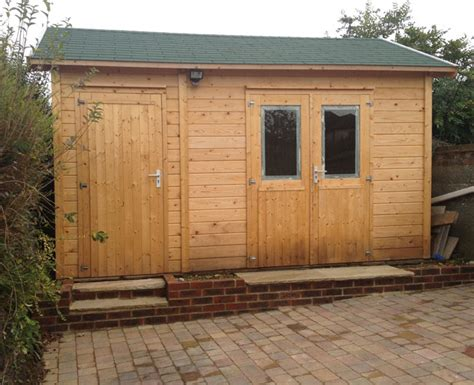 Garden Shed Roofing Materials by Alternative Shed Roofing Materials Guide Sanglam