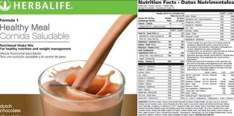b protein nutrition facts herbalife protein mix nutrition facts nutrition ftempo