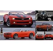 Chevrolet Camaro Convertible Concept 2007  Pictures