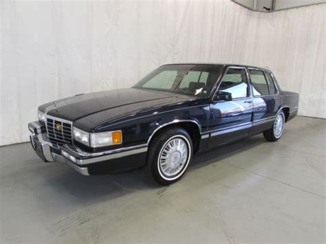 how petrol cars work 1993 cadillac deville regenerative braking 1993 cadillac sedan deville only 27 500 miles excellent