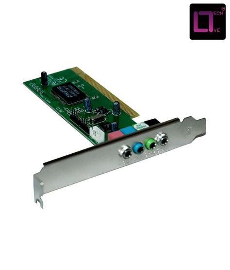 live tech pci sound card 4 1 buy live tech pci sound card 4 1 at low price in india