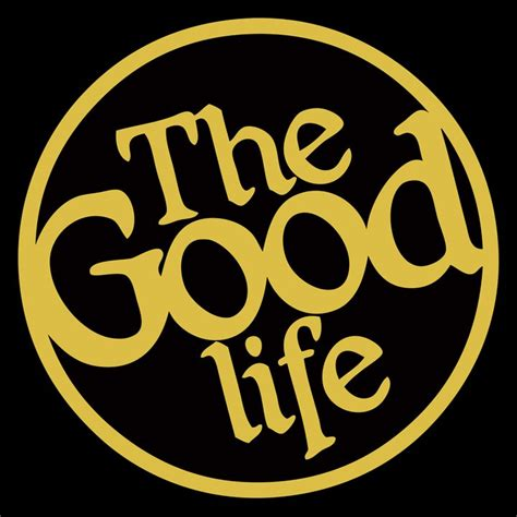the good life good life logo corks caps taps